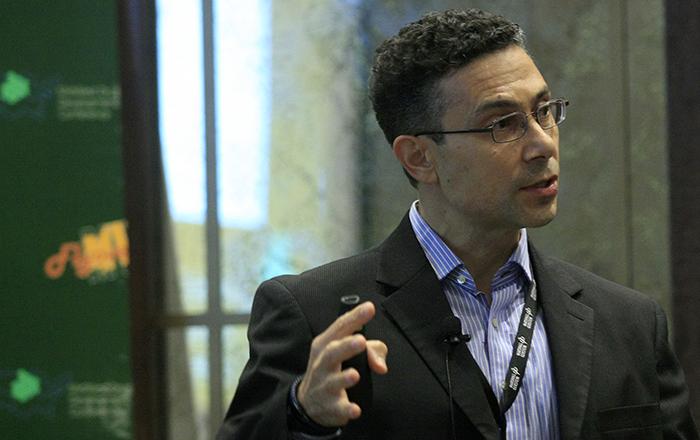 Basar Bilgicer at the 2019 MidWest Drug Development Conference
